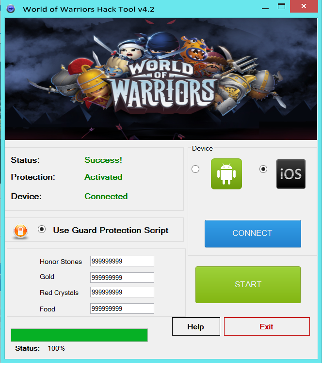 World of Warriors Quest Hack Tool