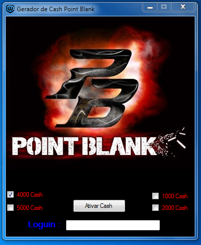 Hack de Cash Point Blank
