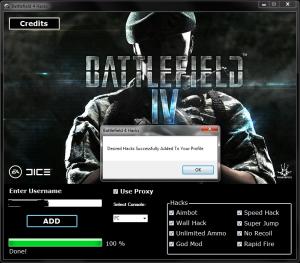 Battlefield Hardline Hack Tool