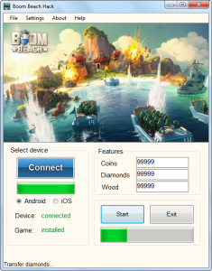 Boom Beach Hack 235x300 Telecharger Boom Beach Hack [Android / IOS] – Comment Pirater Boom Beach Triche