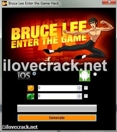 Bruce Lee Enter the Game hack