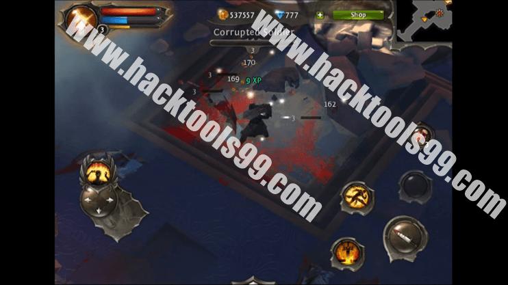 Dungeon Hunter 4 Hack Working Proof