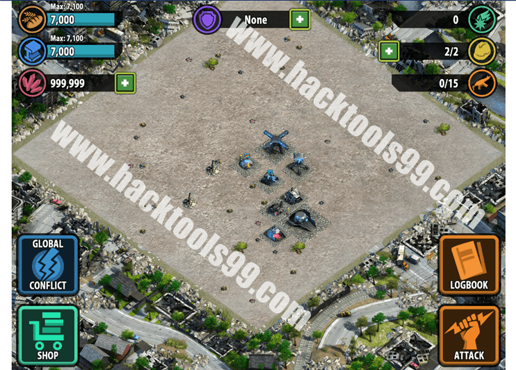 Falling Skies Planetary Warfare Hack Working Proof