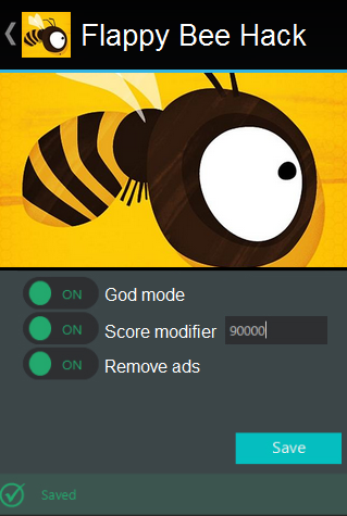 Flappy Bee Cheats Hack Tool