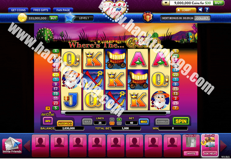 Heart of Vegas REAL Casino Slots Hack Working Proof