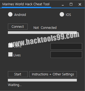 Marines World Hack Tool