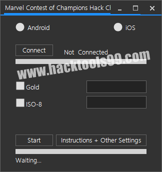 Marvel Contest of Champions Hack Tool