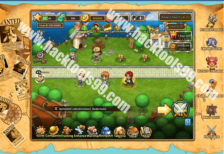 One Piece Tower Defense Hack Working Proof