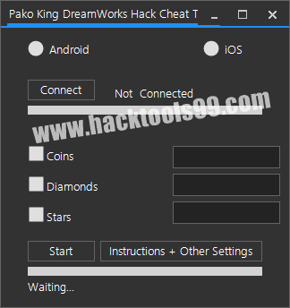 Pako King DreamWorks Hack Tool