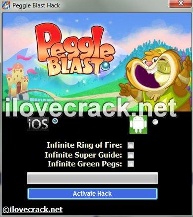 Peggle Blast hack