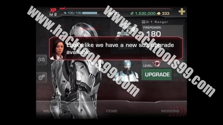 RoboCop Android Hack Working Proof