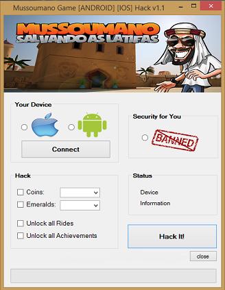 Mussoumano Game Hack Tool