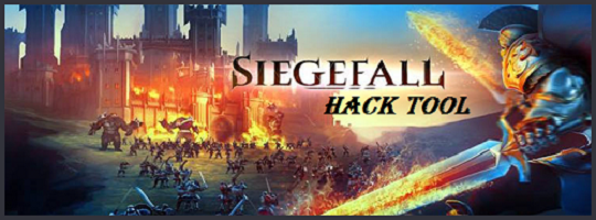 Siegefall Hack Unlimited Gold Cheat Tool NEW