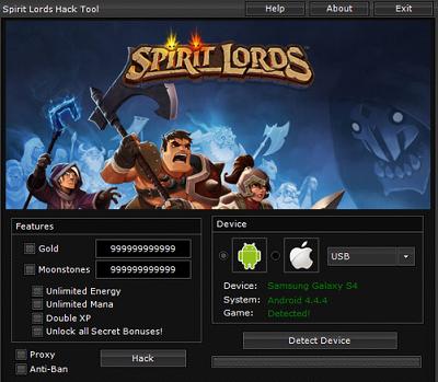Spirit Lords Cheat Hack Tool