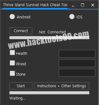 Thrive Island Survival Hack Tool