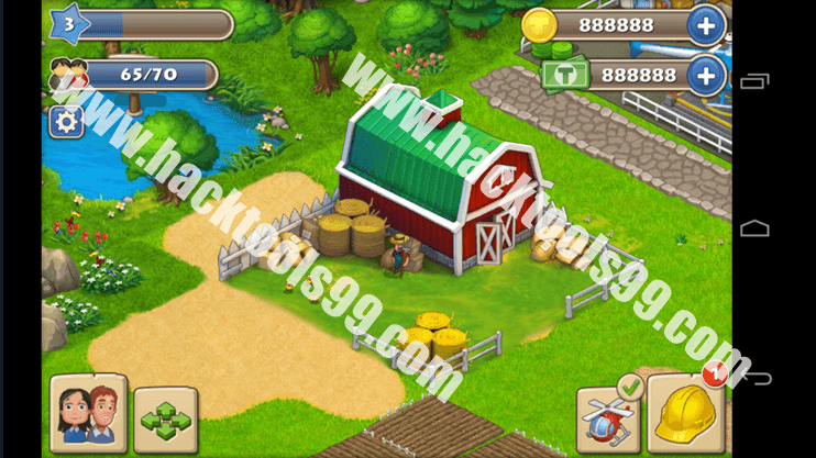Township Hack Working Proof