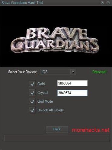 Brave Guardians Hack Tool Unlimited Crystal