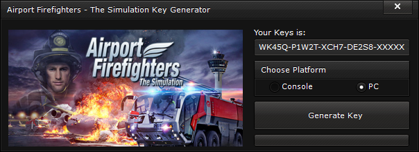 airport firefighters the simulation key generator free activation code 2015 Airport Firefighters – The Simulation Key Generator – FREE Activation Code 2015