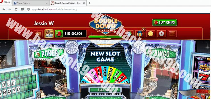 Double Down Casino Hack Working Proof