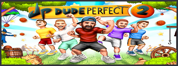 Dude Perfect 2 Hack Mod