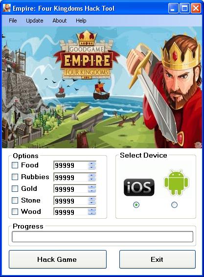 empire four kingdoms hack tool download Empire: Four Kingdoms Hack Tool Download