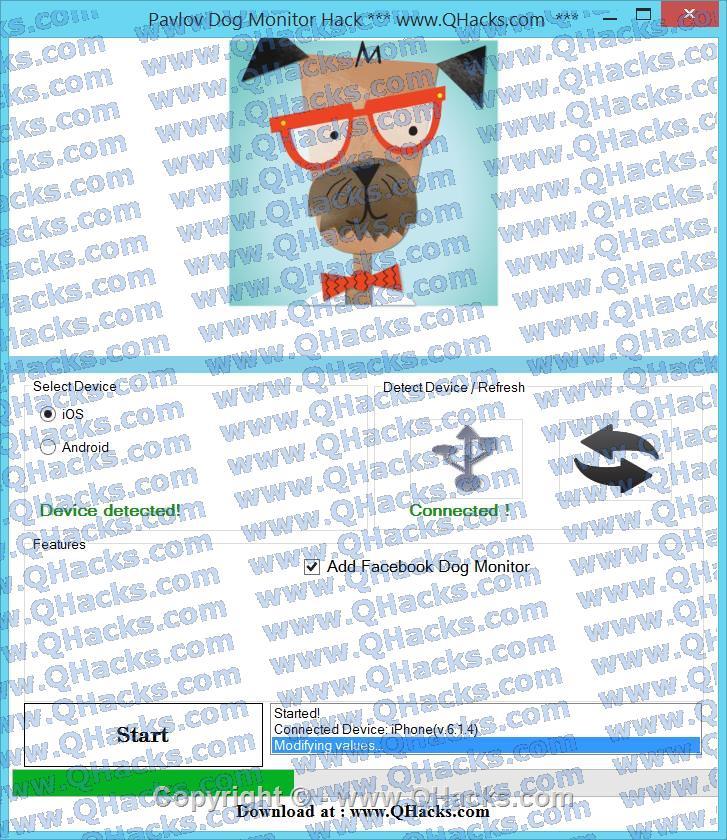 Pavlov Dog Monitor hacks