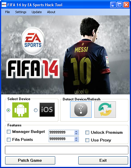 fifa 14 by ea sports hack tool download FIFA 14 by EA Sports Hack Tool Download