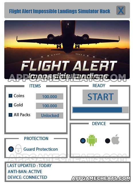 flight-alert-impossible-landings-simulator-cheats-hack-coins-gold-all-packs