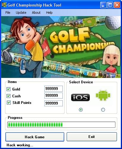 golf championship hack tool download Golf Championship Hack Tool Download