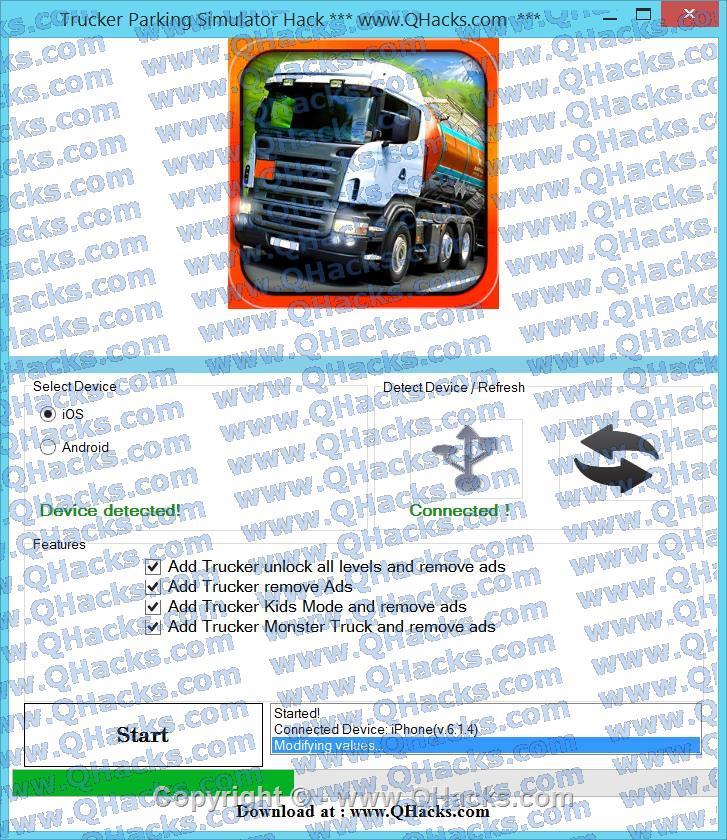 Trucker Parking Simulator hacks