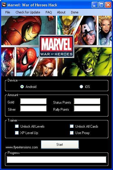 marvel war of heroes hack download Marvel: War of Heroes Hack Download