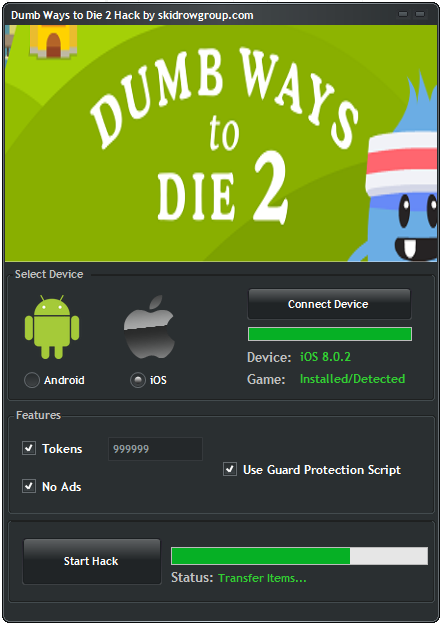 Dumb Ways to Die 2 Hack