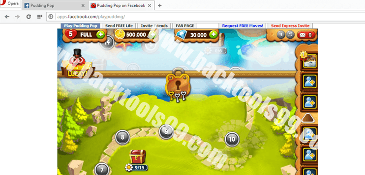Pudding Pop Hack Working Proof