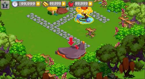 Dragon Story Spring Hack