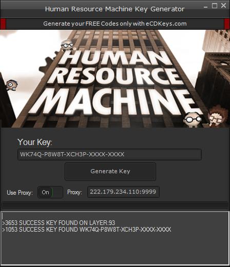 Human Resource Machine cd-key