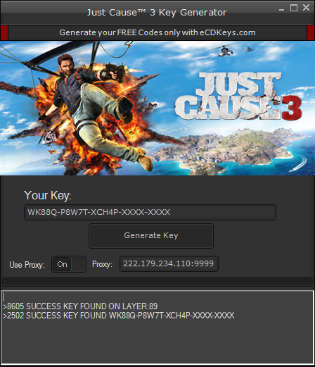 Just Cause™ 3 cd-key