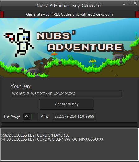Nubs' Adventure cd-key