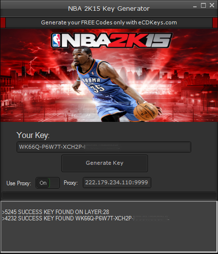NBA 2K15 cd-key