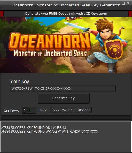 Oceanhorn: Monster of Uncharted Seas cd-key