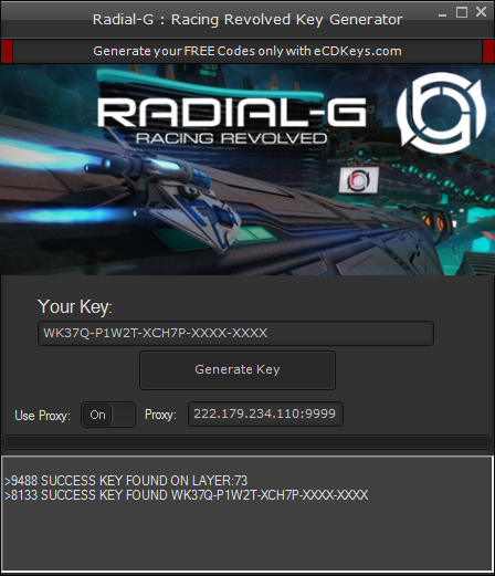 Radial-G : Racing Revolved cd-key