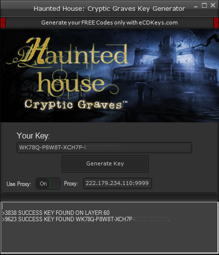 Haunted House: Cryptic Graves cd-key