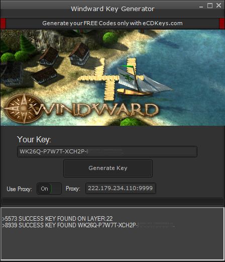 Windward cd-key