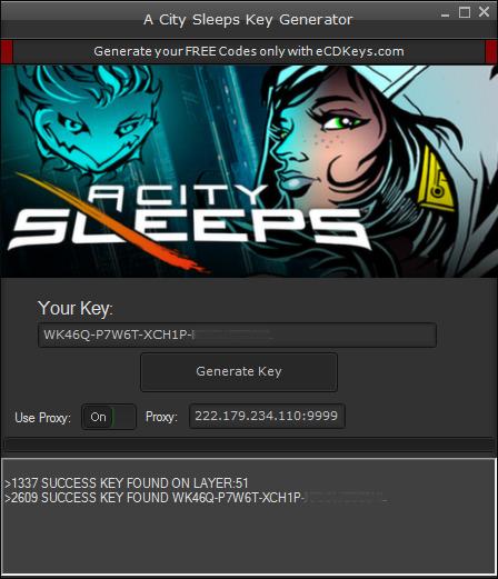 A City Sleeps cd-key