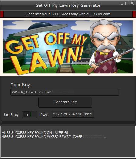 Get Off My Lawn cd-key