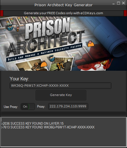 Prison Architect cd-key