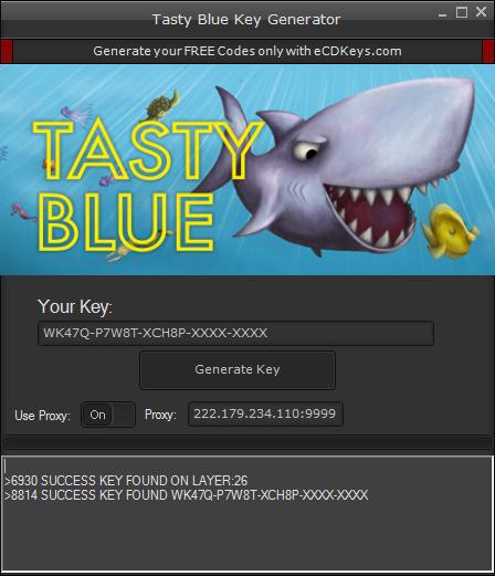 Tasty Blue cd-key