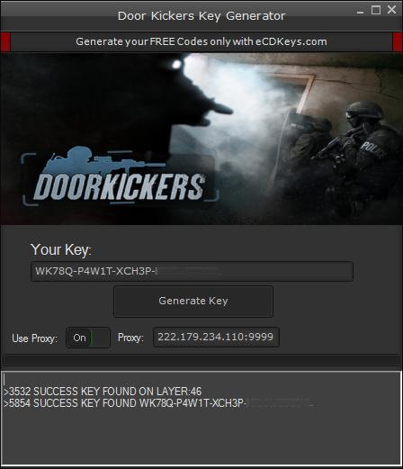 Door Kickers cd-key