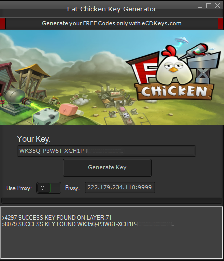 Fat Chicken cd-key