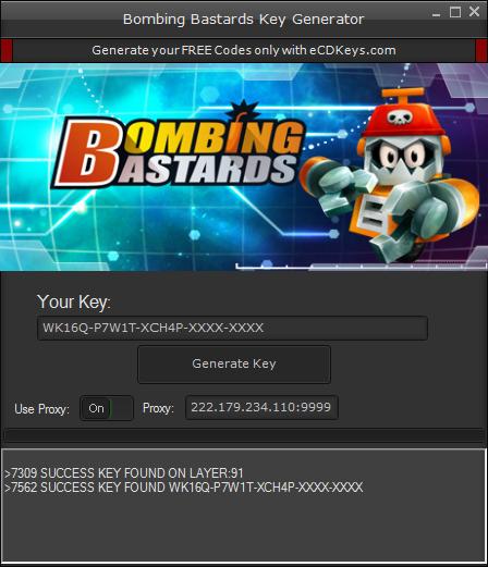 Bombing Bastards cd-key