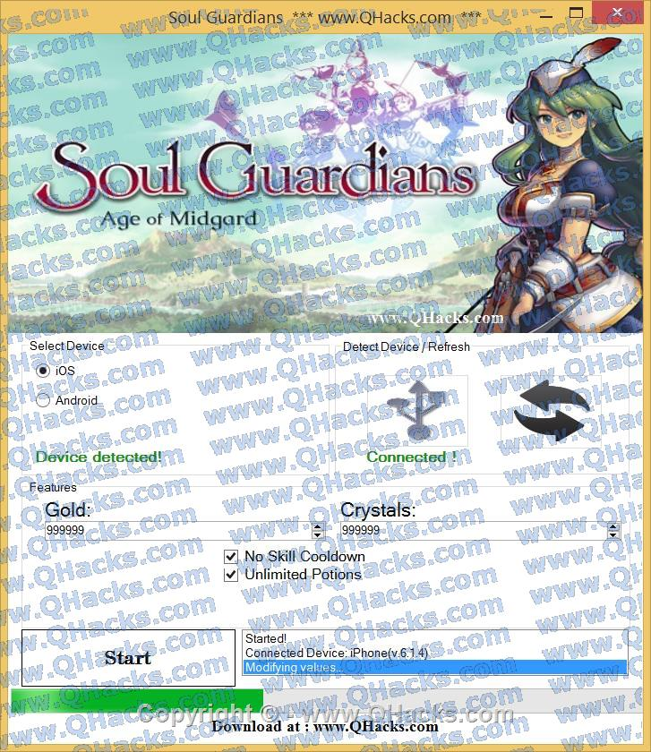 Soul Guardians hacks